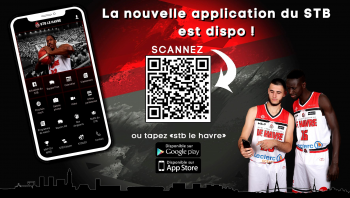 Le STB Le Havre a son application mobile