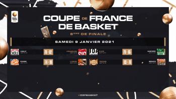Strasbourg, Dijon, Le Mans et Monaco au Top 8